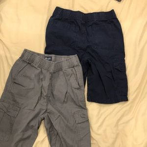 2 boys Woven Pull-On Cargo Shorts